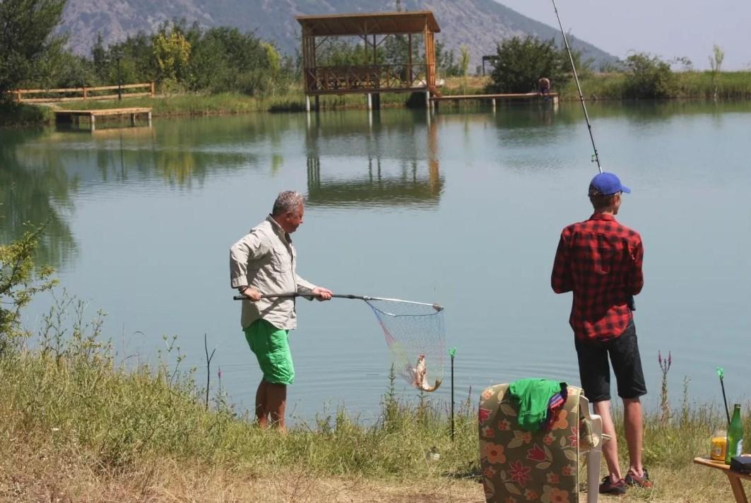 Куда можно съездить на рыбалку