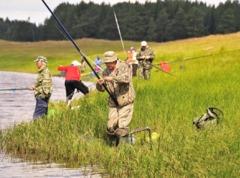 Рыбалка в Сыктывкаре