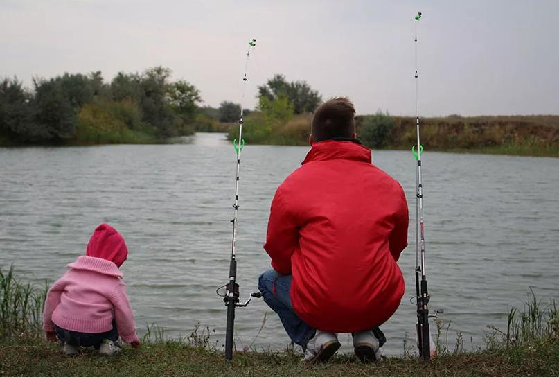 Место для рыбалки в саратовской области