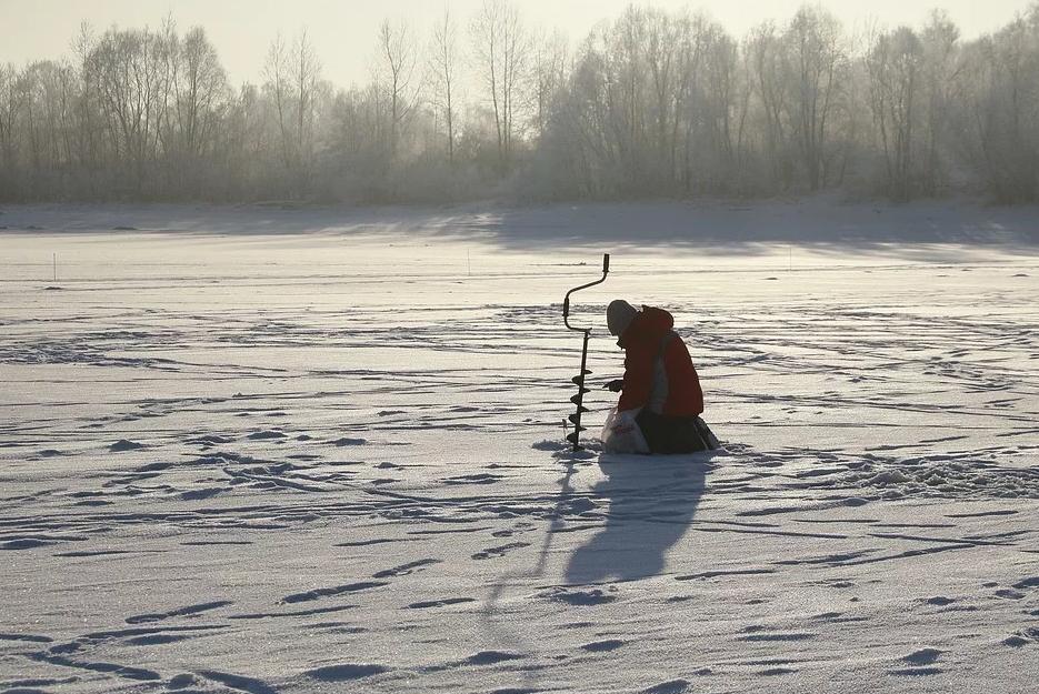 Зимние места для рыбалки