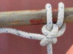 Двойной морской узел: как завязать, простая и понятная схема