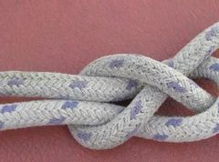 Шкотовый узел: как завязать, простая и понятная схема