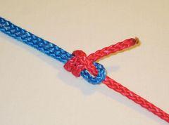 Брамшкотовый узел: как завязать, простая и понятная схема