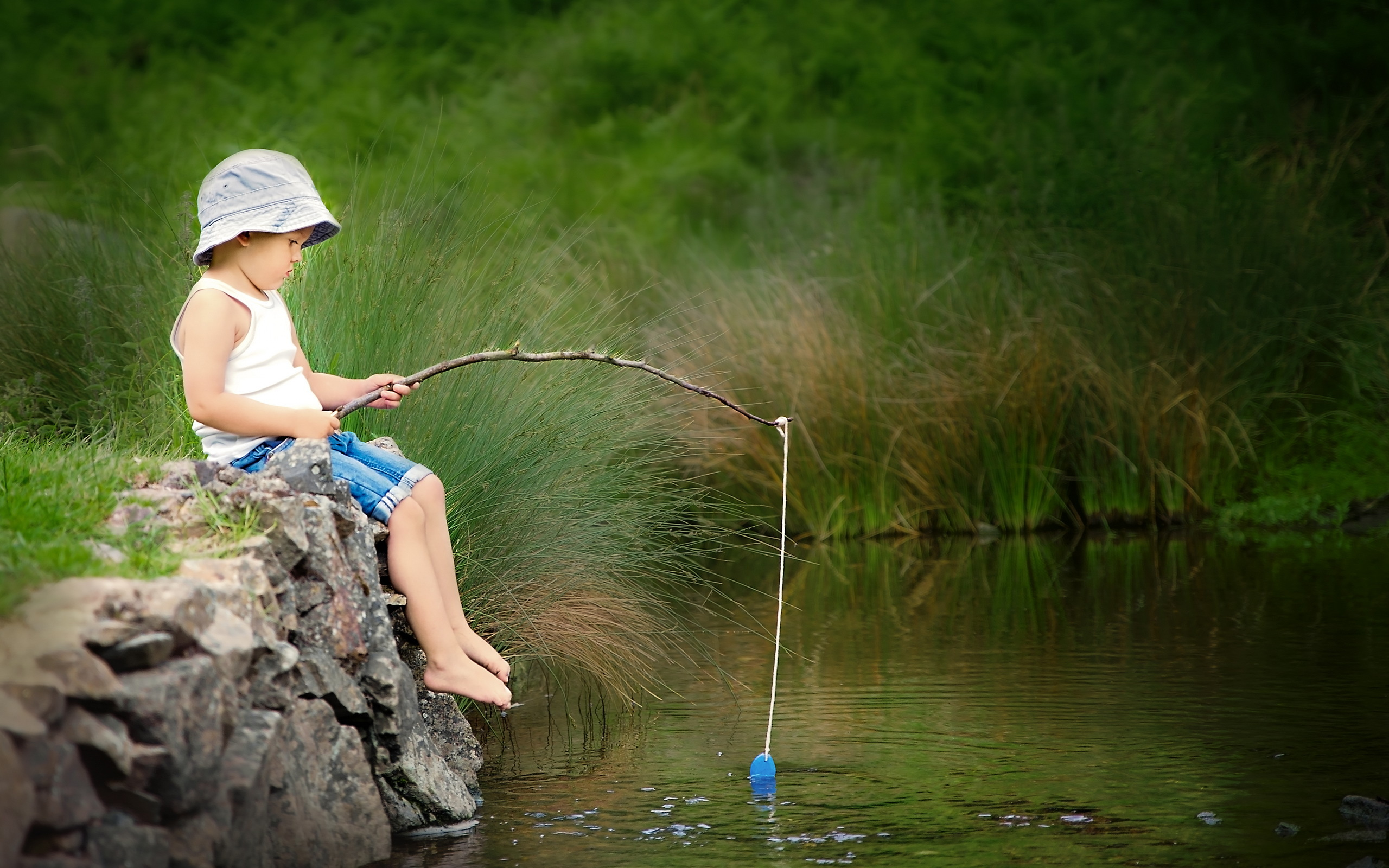Мой мир на рыбалку