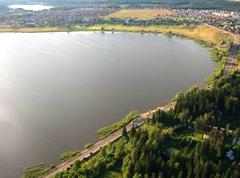 Рыбалка на озере Круглое в Московской области