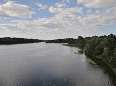 Река Днепр (Смоленская область)
